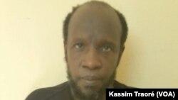 Souleymane Keïta, gendarmerie nationale, Bamako, Mali, 31 mars 2016 (VOA/Kassim Traoré).