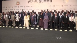 AU Summit: Pomp A-Plenty, But Non-Gov't Groups Complain About No Participation