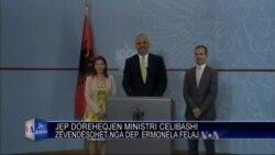 Dorëhiqet ministri Ilirjan Celibashi