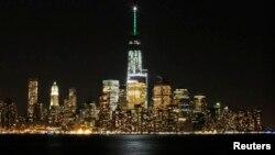 La seguridad en la Torre 1 del Centro de Comercio Mundial en Nueva York fue violada por un adolescente que subió hasta lo más alto del edificio.