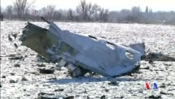 2016-03-21 美國之音視頻新聞: 專家對迪拜航空失事飛機展開調查