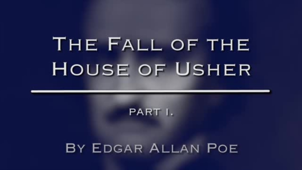 The Fall of the House of Usher by Edgar Allan Poe Part One – The Fall of the House of Usher Worksheet