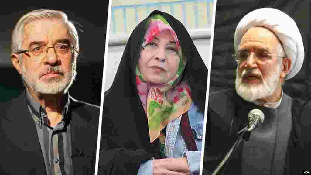 وزارت امور خارجه آمریکا با اشاره به ششمین سالگرد حصر خانگی میرحسین موسوی، زهرا رهنورد و مهدی کروبی، خواستار آزادی فوری آنها شد.