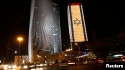 نمایی از شهر تل آویو که بنیاد دن دیوید در آن قرار دارد.