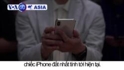 Apple ra mắt 'con cưng' iPhone X ở châu Á