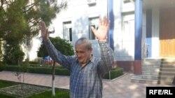 Bobomurod Abdullayev, bugun Toshkent sudi oldida
