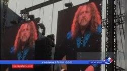 جشنواره موسیقی راک اند رول در ویرجینیای آمریکا برگزار شد