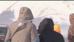 2012-04-02 粵語新聞: 俄羅斯漁民在浮冰上獲救