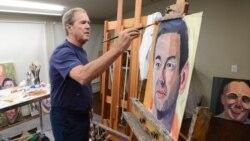 Sobiq prezident Jorj Bush nimalar bilan band?