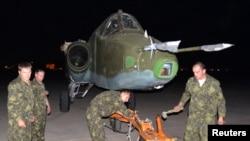 Rusiya hərbi qüvvələri İraqda
