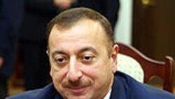 دیدار هیلاری کلینتون با رییس جمهوری آذربایجان