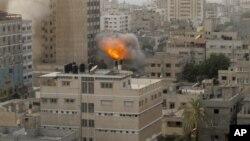 Ít nhất 87 người Palestine đã thiệt mạng kể từ khi Israel bắt đầu chiến dịch hồi thứ Tư tuần trước
