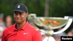 Tiger Woods FedEx Cup