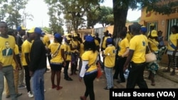 CASA acusa CNE em Malanje de recurtamento ilegal de educadores eleitorais - 1:07