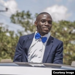 John Katumba mgombea kiti cha rais kijana nchini Uganda