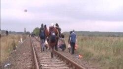 歐盟星期一召開內政部長會議討論難民危機