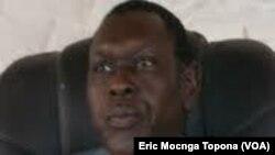 """L'ex-candidat opposant au président du Tchad Idriss Déby Itno, Laokein Médard, a été arrêté mi-juillet pour """"malversations financières"""", 2017. (Facebook/ Eric Mocnga Topona)"""