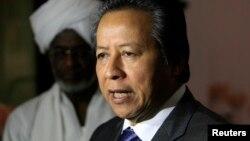 马来西亚外交部长阿尼法