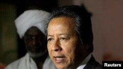 Menteri Luar Negeri Malaysia Anifah Aman Datuk Seri Anifah Aman (Foto: dok).