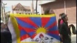 尼泊尔逮捕西藏示威者