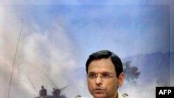 Predstavnik pakistanske armije general major Atar Abas