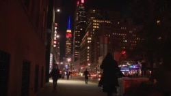 Empire State Building in NYC Is Lit Up in Red-White-Blue
