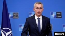 NATO-nun baş katibi Yens Stoltenberq