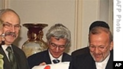 伊朗外长向六大国递交核项目新提议