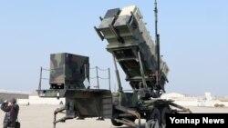 باطری موسوم به «پاتریوت» برای سامانه دفاعی پیشرفته برای موشک های سطحبههوا