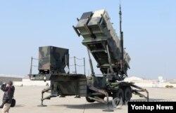 Patriot raket batareyası