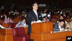 امریکہ سے تعلقات پر نظرثانی کی جائے، پاکستانی پارلیمان کی قرارداد