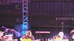 کنسرت رايگان خورخه استراند و اردشير فرح در لس آنجلس