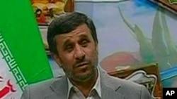 احمدی نژاد کی جوہری مذاکرات کے لئے پیشکش