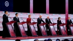 Présidentielle américaine 2020: débats entre les prétendants démocrates