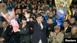 Ông Inamine nói chủ trương của ông là đóng cửa căn cứ Futenma ngay lập tức.