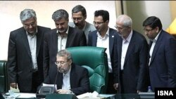 علی لاریجانی، رییس مجلس