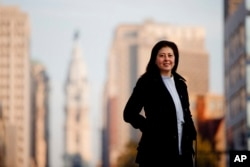There is no special designation on the U.S. Census for Arab Americans like Sally Baraka, who is also Muslim, of Philadelphia, who is considered white by the U.S. government.