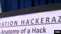 Kelompok peretas 'Anonymous' berjanji akan menggemparkan dunia dengan mencuri info dari situs selebriti (Foto: ilustrasi).
