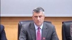 Thaçi: Zgjedhjet serbe në Kosovë. nxitje konflikti të hapur