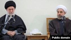 """او درحالی به دولت این توصیه را کرده که حسن روحانی برگزاری انتخابات را """"مهمترین و بزرگترین کار دولت در حوزه سیاست داخلی"""" دانسته است."""