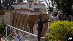 Дом в Пакистане, где в марте 2012 г. был захвачен Усама бин Ладен