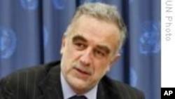 Le procureur de la CPI Luis Moreno-Ocampo