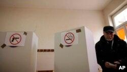 Glasanje u severnom delu Kosovske Mitrovice