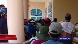 Bình Định: Dân bao vây trụ sở xã, giam lỏng bí thư và chủ tịch