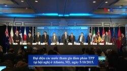 HRW đề nghị TPP quan tâm đến nhân quyền