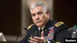 """Letnan Jenderal John """"Mick"""" Nicholson (Foto: dok)."""