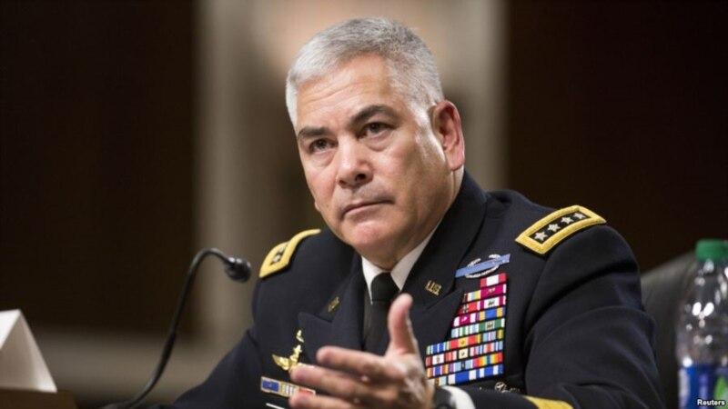 جنرل نیکولسن: پاکستان د حقاني پر ضد کافي اقدامات نکوي