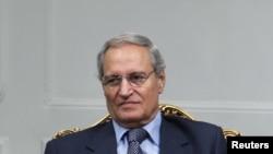 叙利亚副总统法鲁克.埃尔-谢拉(资料照片)