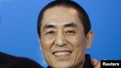 中国著名导演张艺谋(资料照片)