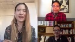 สนทนาข่าวกับ VOA Thai ประจำวันอังคารที่ 31 มีนาคม พ.ศ.2563